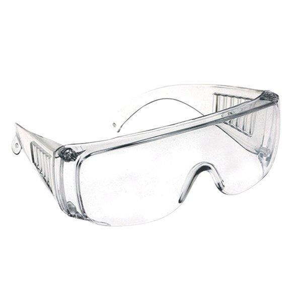 Γυαλιά προστασίας διάφανα, επαγγελματικά και πολύ μεγάλης αντοχής