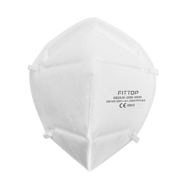 Επαγγελματική Ιατρική Μάσκα Προστασίας Πολλαπλών Χρήσεων Ν95 - FFP3