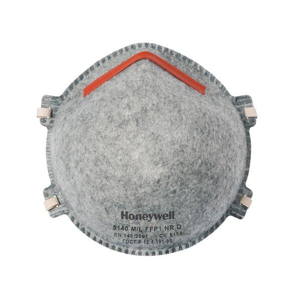 Μάσκα Προστασίας Πολλαπλών Χρήσεων Με Ενεργό Άνθρακα - HONEYWELL 5140 M/L