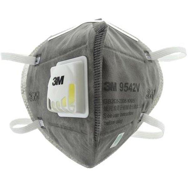 Μάσκα Προστασίας Πολλαπλών Χρήσεων FFP3 - Μοντέλο 3Μ 9542V+